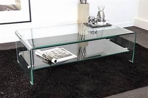 Table Basse En Verre Design Table Basse Ajustable