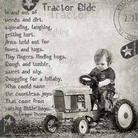 tractor quotes  sayings quotesgram