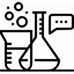 Chemistry Icon Laboratory Svg Onlinewebfonts Cdr Eps