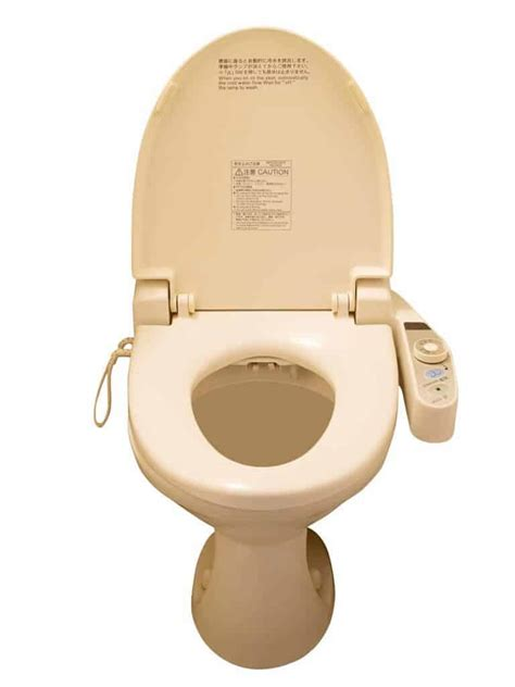Japanese Toilet Bidet by How To Use A Japanese Bidet Toilet