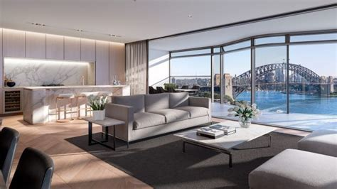 sydney penthouse designed  tzannes architects breaks