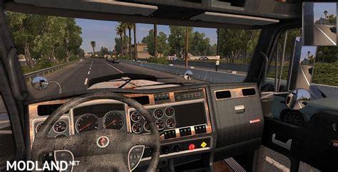 kenworth  rusted skin matching interior mod
