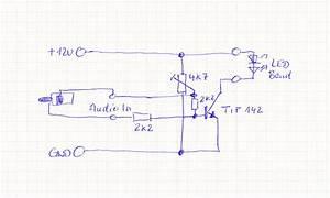 Transistor Berechnen : audiosignal vorverst rken f r transistor 12v musik led band ~ Themetempest.com Abrechnung