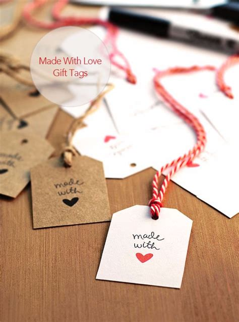 homemade cards  tags  gift