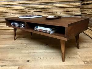 boxer mid century modern coffee table with storage by With mid mod coffee table