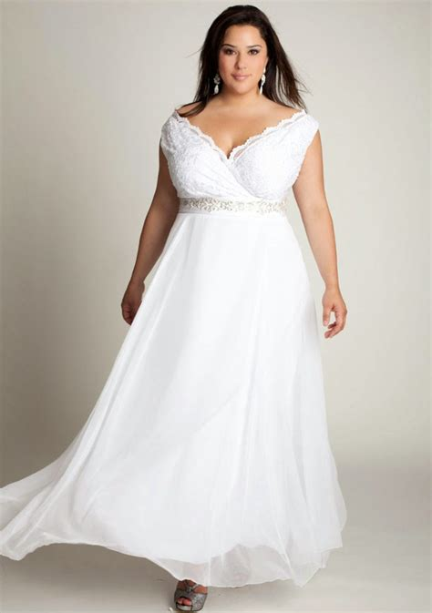 plus size dress for wedding country western style plus size wedding dresses design
