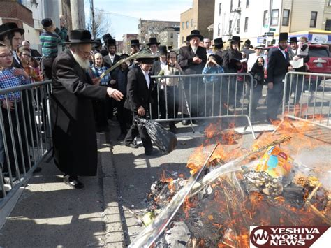 Pesach 5777 With Admorim And Rabbonim From
