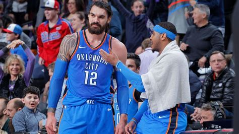 Steven Adams of Oklahoma City Thunder blames 'fat fingers ...
