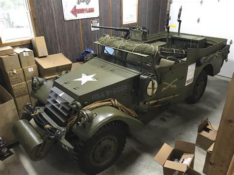 military jeep restoration shop   sorts  parts