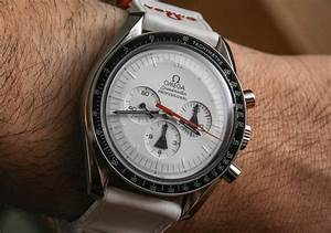 Omega Speedmaster Moonwatch Alaska Project Watch Review ...