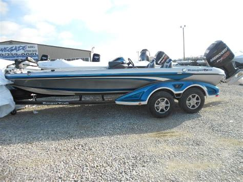 Ranger Aluminum Boat Vs Bass Tracker by Ranger New And Used Boats For Sale In Kentucky