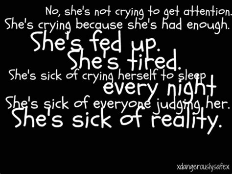 Depression Quotes About Teenage Girls Quotesgram. Success Quotes Gym. Movie Quotes About Life. Adventure Latin Quotes. Winnie The Pooh Quotes Uk. Trust Quotes Cover. Summer Ending Quotes Tumblr. Bible Quotes Karma. Bible Quotes Mourning