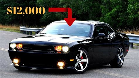 Top 10 Fastest Cars You Can Buy For Under k