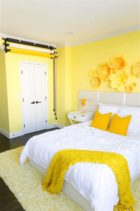 chambre jaune best chambre jaune moutarde ideas lalawgroup us
