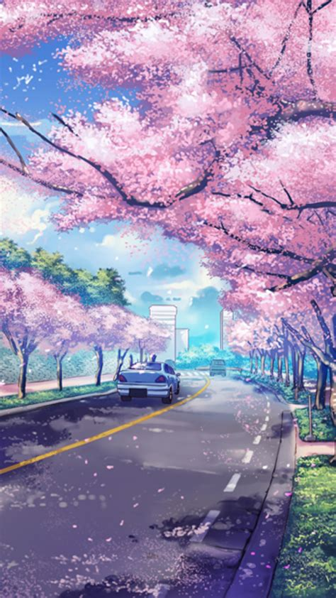 Iphone Anime Wallpaper Hd - japan cityscape iphone wallpaper iphone wallpaper