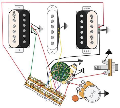 Mod Garage Strat Prs Crossover Wiring Premier Guitar