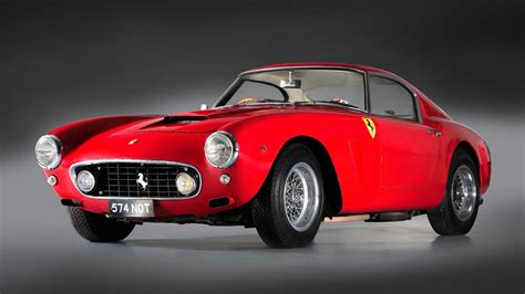 1960 Ferrari 250 Gt Swb Sells For .4 Million