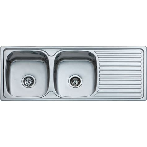 kitchen sink bunnings mondella 1180mm cadenza bowl with drainer sink lh 2597