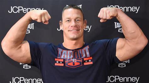 John Cena Hits the Gym on His 41st Birthday Following ...