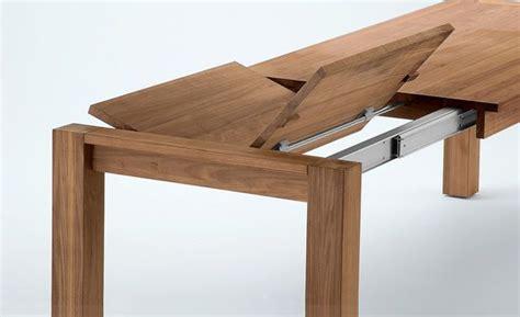 Küchentisch Holz Ausziehbar by Esstisch Selber Bauen Esstisch Ausziehbarer Tisch Diy