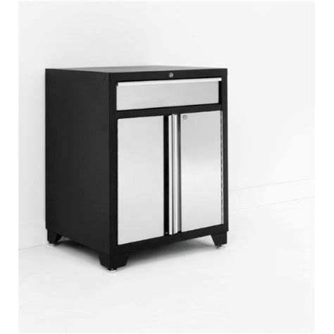 new age locker cabinet newage stainless steel pro series base garage cabinet with