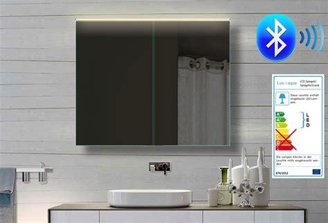 Badezimmer Spiegelschrank Radio by Alu Badezimmer Spiegelschrank Led Und Bluetooth