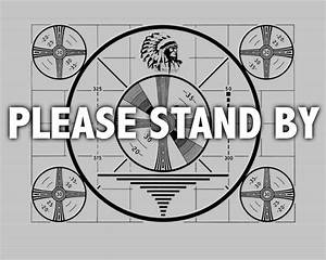 Please Stand By | living in pursuit
