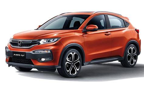 2019 Honda Hrv Side Picture  New Car News