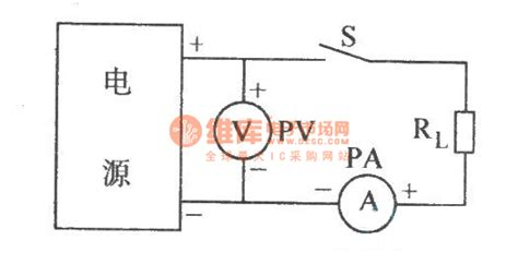 The Power Supply Internal Resistance Measuring Circuit
