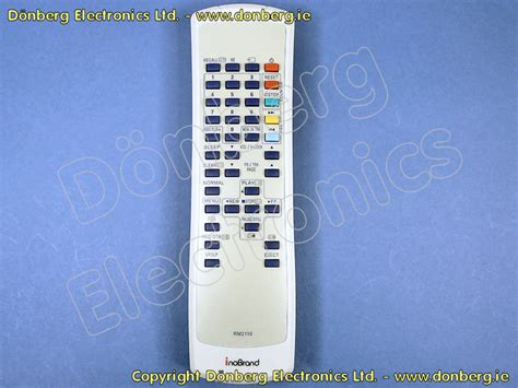 Replacement Remote Daewoo Gb14f7t1