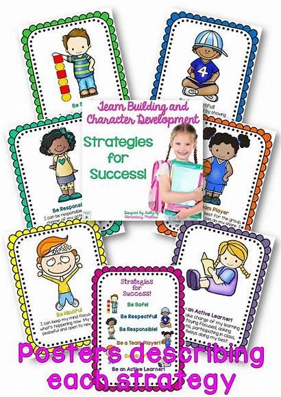 Activities Teacher Success Teaching Building Team Strategies