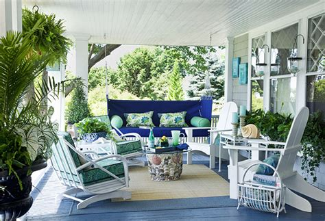 Pretty Porches And Terraces by Pretty Porches And Terraces Traditional Home