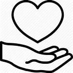 Compassion Clipart Hands Transparent Icon Compassionate Heart