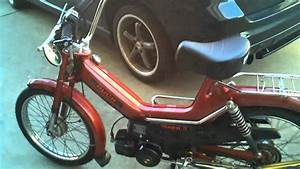 Puch Newport Ii With Biturbo Pipe