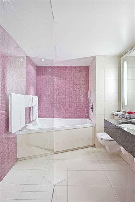 retro pink bathroom ideas 35 pink bathroom floor tiles ideas and pictures pink