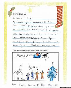 homeless kids39 letters to santa remind us not everyone With my letter to santa claus