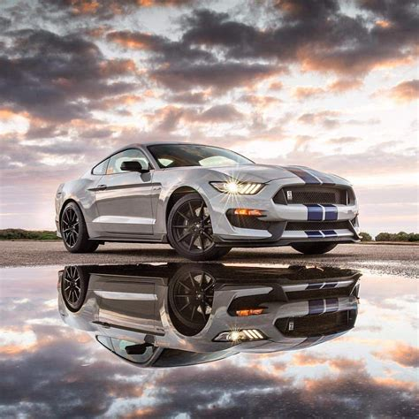 Ford Shelby Mustang Gt350 …