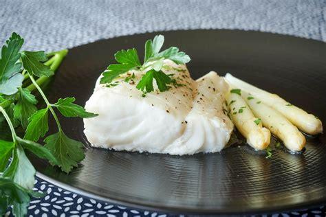 dos de cabillaud vapeur recette du dos de cabillaud cuisson vapeur et beurre blanc par chef simon