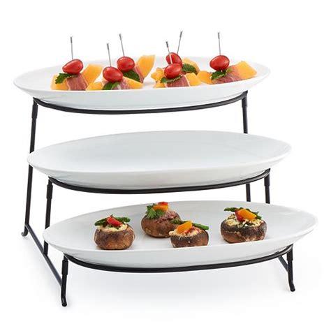 food network  tier plate server