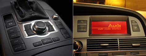 audi navigation navi radio eftermontering audi