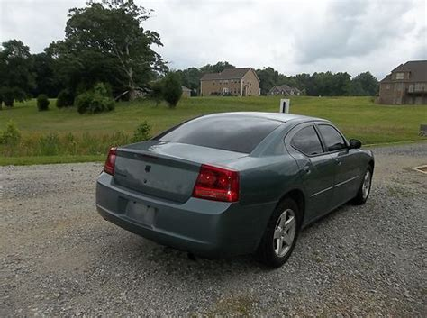 Sell Used 2006 Dodge Charger Sxt 3.5 V/6 In Greensboro
