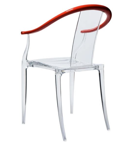 but chaise transparente chaise plastique transparente images