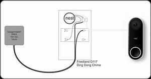 Wiring Diagram Nest Hello Without Chime