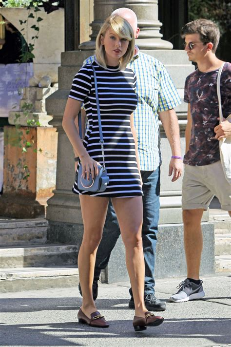 TAYLOR SWIFT Out and About in New York 09/14/2016 – HawtCelebs