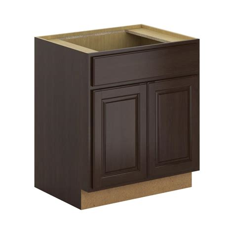 home depot sink cabinet hton bay 30x34 5x24 in cambria sink base cabinet in