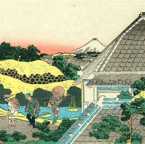 36 vues du mont fuji artmemo hokusai 36 vues du mont fuji surugadai 224 edo