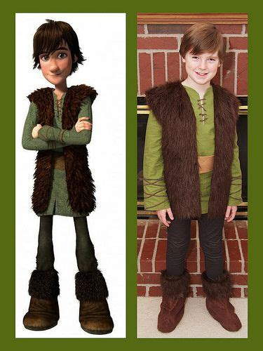 Hiccup Train Your Dragon Costumes Pinterest
