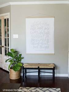 Diy large wall art for less than unexpected elegance