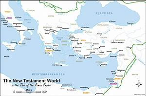 The New Testament World (Bible History Online)