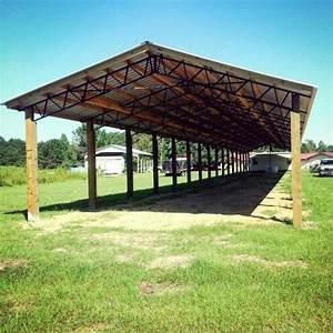 best 25 pole barn trusses ideas on pinterest roof truss With alabama steel pole barns